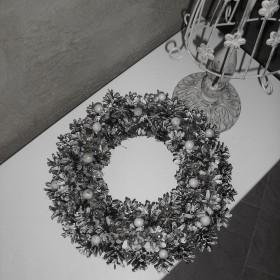 moje ozdoby świątecznie ręcznie robione....