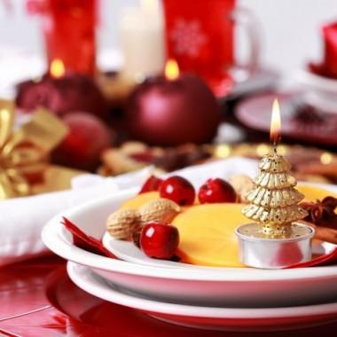 Stoły świąteczne:)