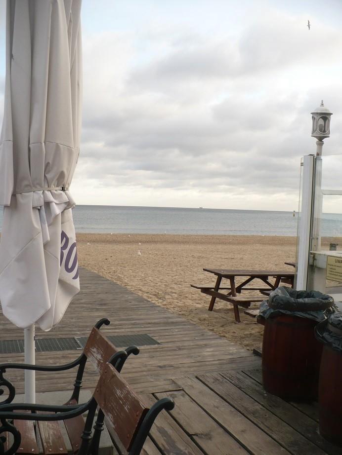 Pozostałe, Jeszcze październik............. - ..........i widok na morze......................