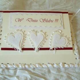 Kartki Z okazji Ślubu !