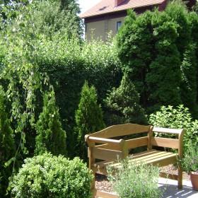 weranda i ogród