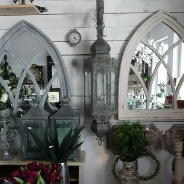 lustra gotyckie