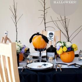 Halloween w naszym domu...