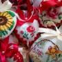 Dekoratorzy, Czekając na wiosnę .................. - ....................i kolorowe pisanki haftowanki...............