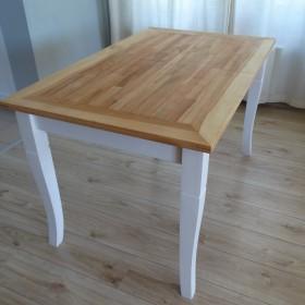 Meble drewniane w stylu prowansalskim