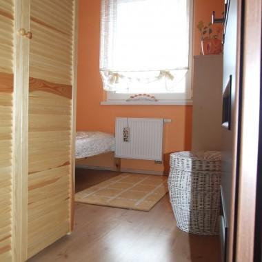 Nasza mikro sypialnia