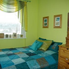 Moje mieszkanie - sypialnia