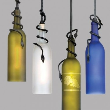 lampy, lampki, świeczki