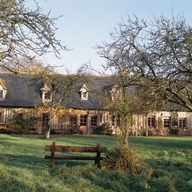 Przytulny dom z Francji