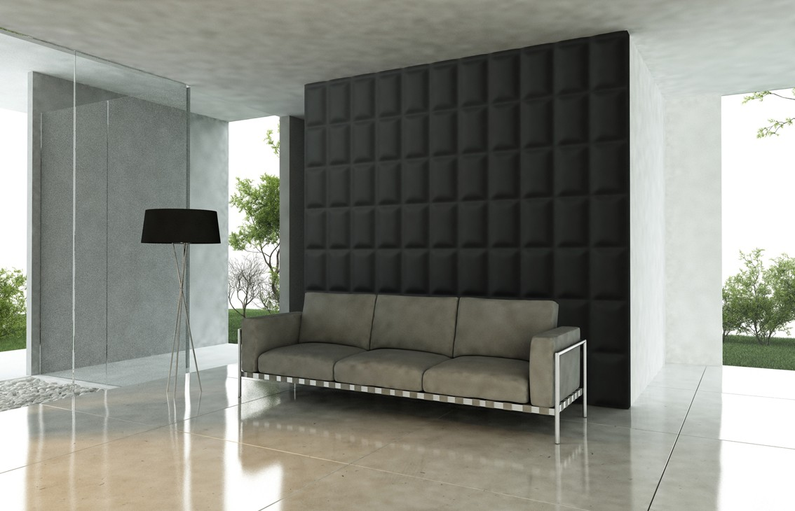 Pozostałe, Panele ścienne 3D firmy ZD Design - Panel 3d CHOCO firmy ZD Design