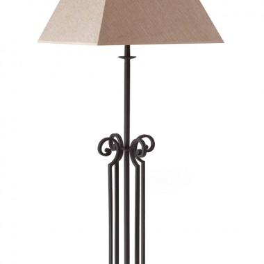 Lampa podłogowa De Ferr 108 B Black Pearl