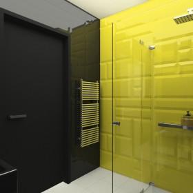 Mała łazienka dla gości