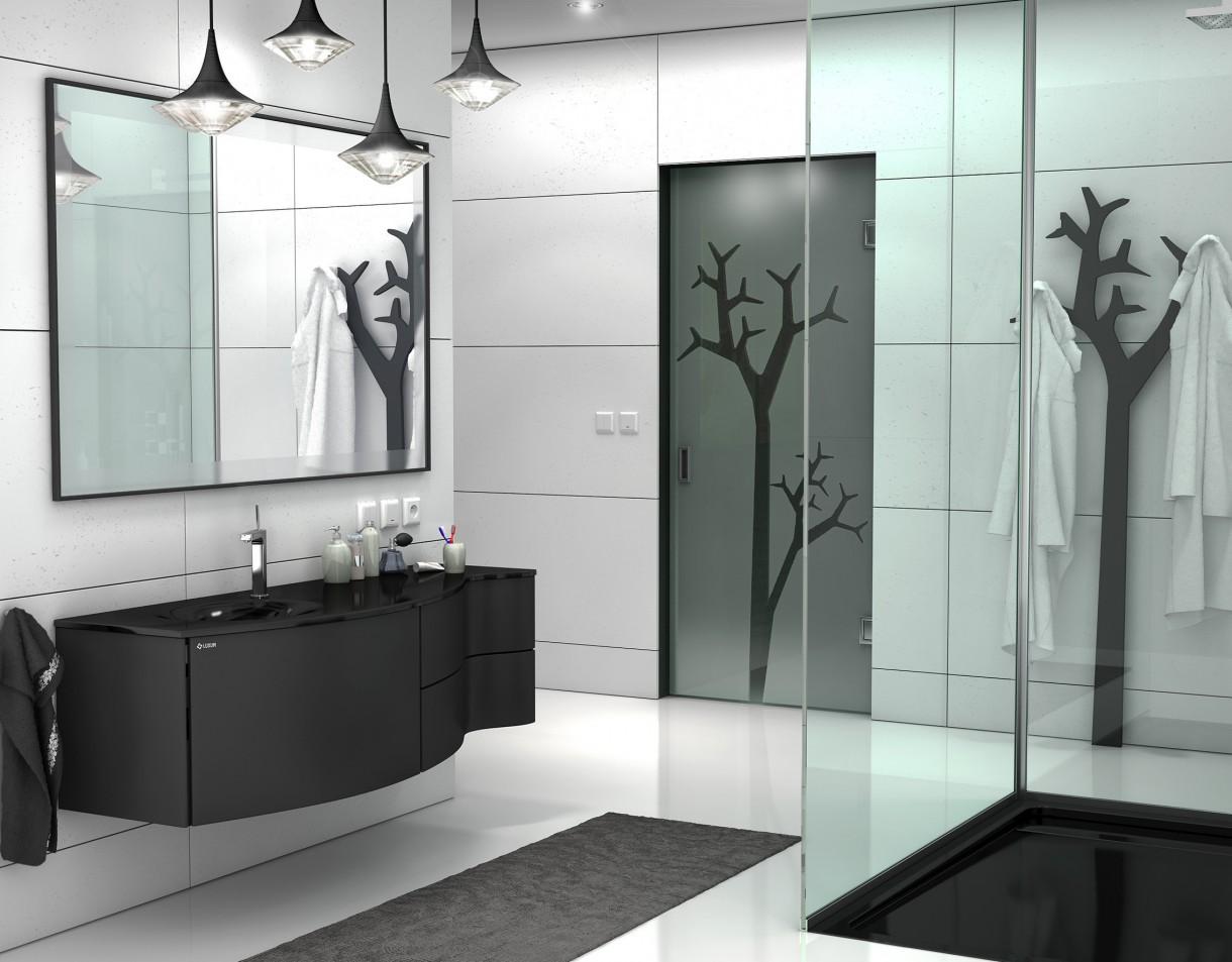 Zdjęcie 4562 W Aranżacji łazienki Nowoczesne Trendy W