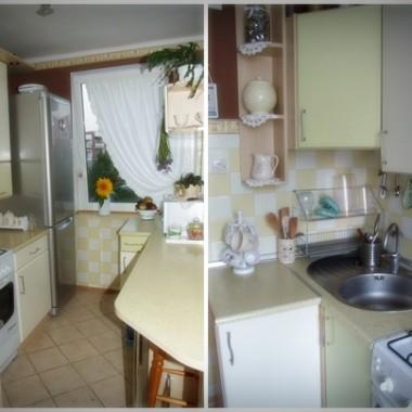 moja mała kuchnia...