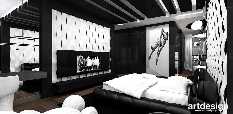 Garderoba, ARTDESIGN PERFORMANCE. Wnętrza domu (cz. 2) - projekt sypialni
