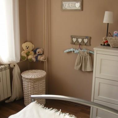 Sypialnia i pokój Lenki.