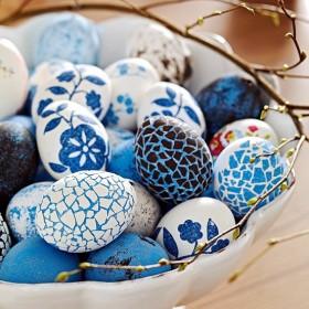 Wielkanoc więc jajka