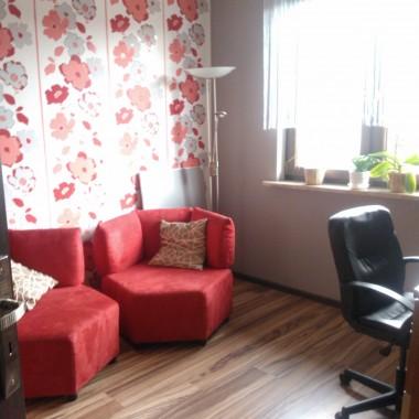 pokój komputerowy niestety stare meble ale zostały ze starego mieszkania więc cza było je gdzieś ulokować :(