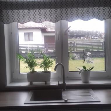 """W moim domu """"wiosna na parapecie"""""""