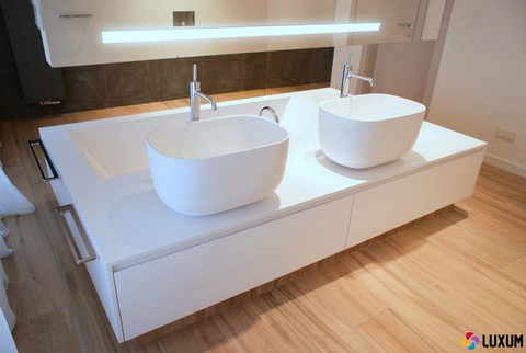 Zdjęcie 2740 W Aranżacji Meble łazienkowe Na Wymiar Nowoczesne