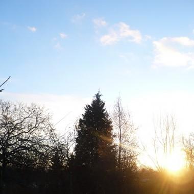 .................i błękitne niebo..................