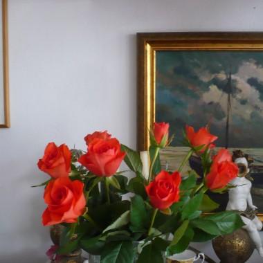 ..............i róże.................