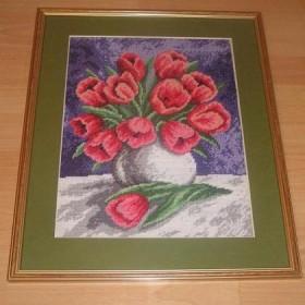 Obrazy - haft - na sprzedaż :)