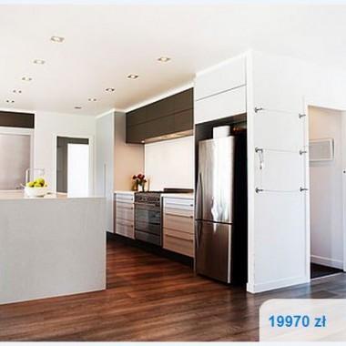 5 białych kuchni na wymiar ceny od 8 000 zł