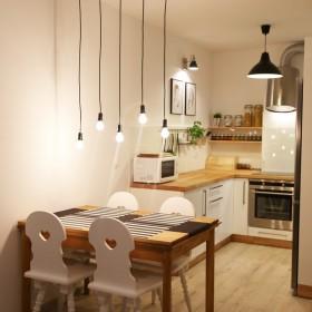 Otwarta Kuchnia w Kawalerce