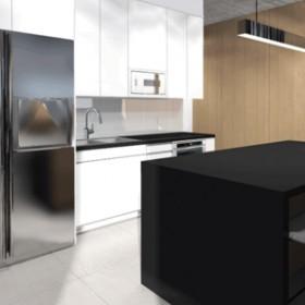 Funkcjonalny i przestrzenny dom w nowoczesnym stylu wg TWORZYWO studio