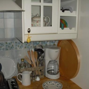 Prawie gotowa kuchnia ale jeszcze do robienia tylko wykonczenie........