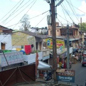 W indyjskim miasteczku
