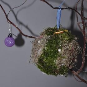 Bombka na Boże Narodzenie 2011