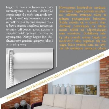 Roleta Legato - super promocja! - 50%