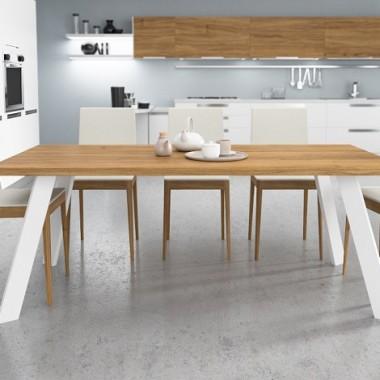 MEZZO nowoczesny, minimalistyczny stół od take me HOME