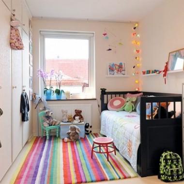 pokoj dla dziecka - po norwesku