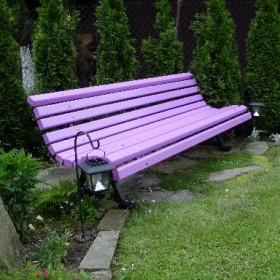 Majowo-czerwcowy ogród Ewy