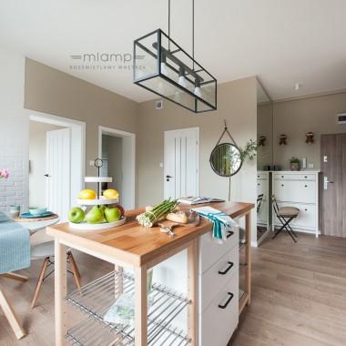 Mieszkanie w skandynawskim stylu - przytulnie, domowo, stylowo!