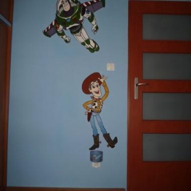 Pokój Kubusia fana Toy Story