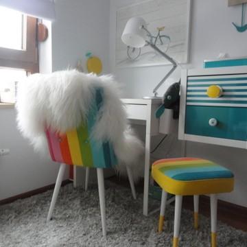 Kolorowy pokój Boryska