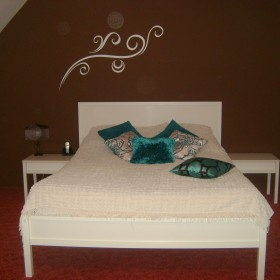 Sypialnia i jej okienko