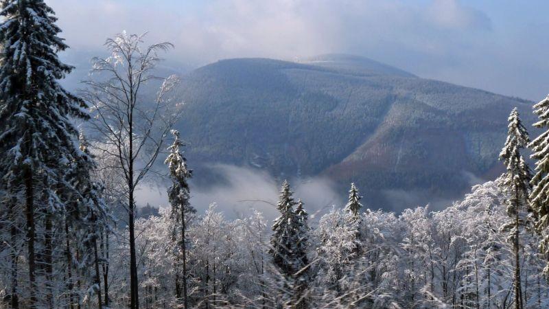 Pozostałe, Zima  jest w górach