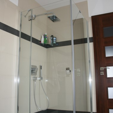 Łazienka po generalnym remoncie