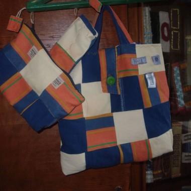 patchworkowe torby jeszcze  u mnie