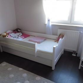 Nowe łóżko dla prawie 2 latki