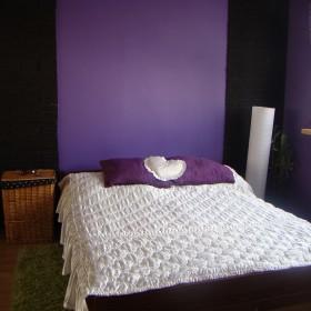 moja sypialnia po niewielkim remoncie