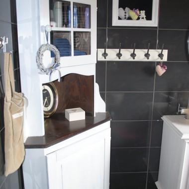 Kawałek łazienki