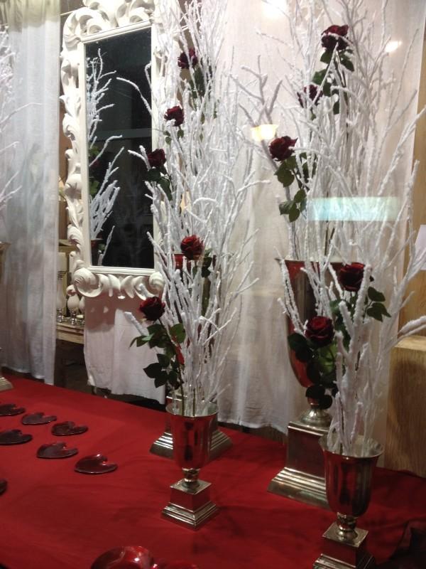 Zdjęcie 822 W Aranżacji Dekoracja Witryn Sklepowych Walentynki