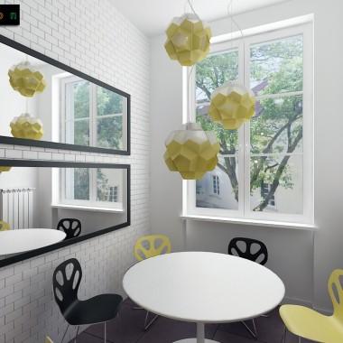 Projekt wnętrz mieszkania zaaranżowanego na meblach IKEA
