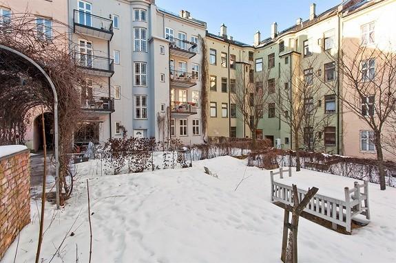 Pozostałe, Moja Piękna Norwegia - Kamienica Oslo
